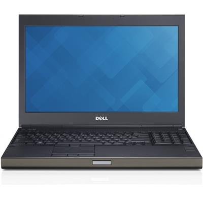 Dell Precision M4800 Intel Core i7-4800MQ Quad-Core 2.70GHz Mobile Workstation - 8GB RAM, 500GB HDD, 15.6