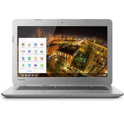 ToshibaCB35-A3120 Intel Celeron 2955U 1.40GHz Chromebook - 2GB RAM, 16GB SSD, 13.3