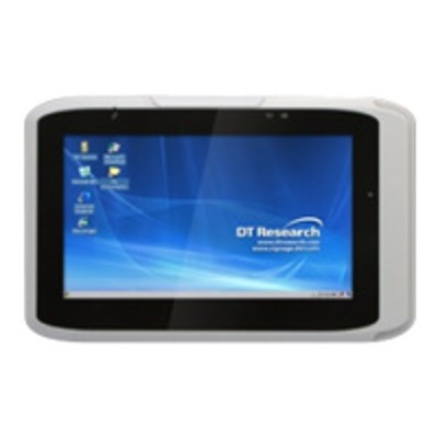 DT Research Mobile Rugged Tablet - tablet - Windows CE 6.0 - 4 GB - 7