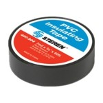 Electrical tape - 60 ft - black (pack of 10 )