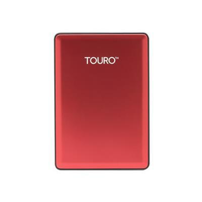 Hitachi GST Touro S HTOSPC5001BCB - hard drive - 500 GB - USB 3.0 (0S03782)