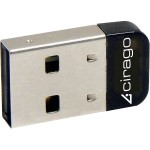 Cirago Bluetooth 4.0 Mini USB Adapter BTA-8000