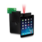 Infinea Tab M iPad mini 1, 2, 3 - iPad Air 1 & iPad 9.7 (5th/6th Gen) 2D Barcode Scanner with Encrypted Magstripe Reader and Bluetooth