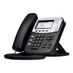 Digium D45 - VoIP phone - SIP v2 - 2 lines 1TELD045LF