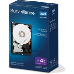 WD Purple 4TB Surveillance Hard Disk Drive - Intellipower SATA 6 Gb/s 64MB Cache 3.5 Inch WD40PURX