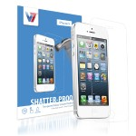 Shatter-Proof Tempered Glass Screen Protector - For iPhone 5/5s/5c