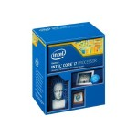 Intel Core i7 4790 - 3.6 GHz - 4 cores - 8 threads - 8 MB cache - LGA1150 Socket - Box BX80646I74790