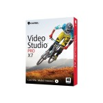 VideoStudio Pro X7 - License - 1 user - CTL - 1-4 licenses - Win - Multi-Lingual