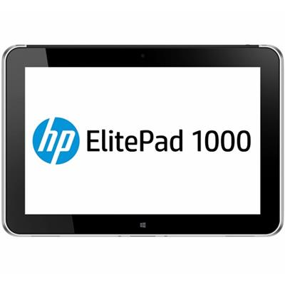 HP Smart Buy ElitePad 1000 G2 Intel Atom Z3795 Quad-Core 1.60GHz Tablet - 4GB RAM, 64GB SSD, 10.1