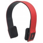 Manhattan Products Freestyle Wireless Bluetooth Headphones - Red 178754
