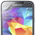 Amzer Screen protector - for Samsung Galaxy S5 AMZ96873