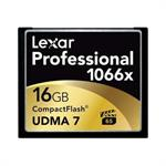 Professional - Flash memory card - 16 GB - 1066x - CompactFlash