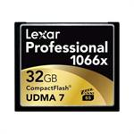 Lexar Media Professional - Flash memory card - 32 GB - 1066x - CompactFlash LCF32GCRBNA1066
