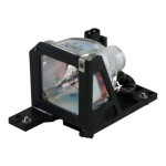 Projector lamp ( equivalent to: V13H010L29 ) - 130 Watt - 2000 hour(s) - for Epson EMP-S1+, EMP-S1H, EMP-TW10H, EMP-TW10H Sport Edition Live; PowerLite Home 10+, S1+