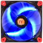 Luna 12 LED Blue Chassis Fan