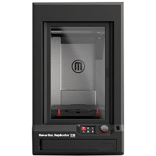 PCM | MakerBot Industries, Replicator Z18 - 3D printer - FDM - build size up to 18 in x 12 in x ...