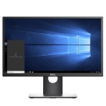 "Professional P2214H 22"" LED Monitor - Black"