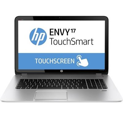 HP ENVY TouchSmart 17-j030us Intel Core i7-4700MQ 2.4GHz Notebook PC - 8GB RAM, 1TB HDD, 17.3