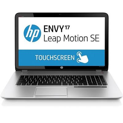 HP ENVY TouchSmart 17-j057cl Intel Core i7-4702MQ 2.20GHz Leap Motion SE Notebook PC - 12GB RAM, 1TB HDD, 17.3