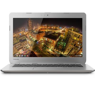 ToshibaCB30-A3120 Intel Celeron 2955U 1.40GHz Chromebook - 2GB RAM, 16GB SSD, 13.3