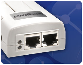Dell Sonicwall Power over Ethernet-Injector