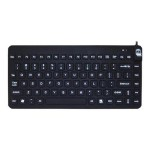 Man and Machine & Machine Slim Cool LP - Keyboard - USB - black SCLP/BKL/B5-LT