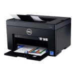 Dell Color Printer C1660w - Printer - color - LED - A4/Legal - 600 dpi - up to 12 ppm (mono) / up to 10 ppm (color) - capacity: 150 sheets - USB, Wi-Fi(n) - Trade-in with 3 years Basic Limited Warranty and Advanced Exchange Warranty C16ETI3