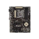 ASUS Z97-A - Motherboard - ATX - LGA1150 Socket - Z97 - USB 3.0 - Gigabit LAN - onboard graphics (CPU required) - HD Audio (8-channel) Z97-A