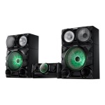 Samsung Electronics Giga Sound System Wtih Bluetooth - 2300 Watts - Take Your Party To The Next Level MX-HS7000/ZA
