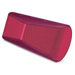 Logitech X300 Mobile Wireless Stereo Speaker - Red 984-000401