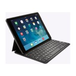 Kensington KeyFolio Thin X2 for iPad Air - Black K97233US