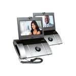InFocus My Video Phone 100 - IP video phone - SIP ( pack of 2 ) MVP100-2PK