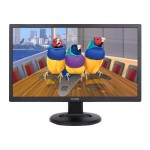 "ViewSonic 28"" 4K  LED monitor - 4K UHD 3840 x 2160 - 300 cd/m2 - 1000:1 - 2 ms - HDMI, DVI-D, DisplayPort, MHL - speakers VG2860MHL-4K"