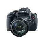 Canon EOS Rebel T6i - Digital camera - High Definition - SLR - 24.2 MP - 7.5 x optical zoom EF-S 18-135mm IS STM lens - Wi-Fi, NFC 0591C005