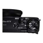 Canon PowerShot G7 X - Digital camera - compact - 20.2 MP - 4.2 x optical zoom - Wi-Fi, NFC 9546B001