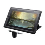 Wacom Cintiq 13HD Creative Pen and Touch Display DTH1300K