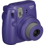 Fujifilm Instax Mini 8 - Instant camera - lens: 60 mm - grape 16443955