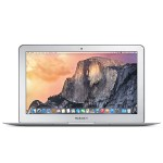 "Apple 11.6"" MacBook Air dual-core Intel Core i5 1.6GHz, Turbo Boost up to 2.7GHz, 4GB RAM, 128GB PCIe-based Flash Storage, Intel HD Graphics 6000, 9 Hour Battery Life, 802.11ac Wi-Fi, OS X El Capitan - Early 2015 MJVM2LL/A"
