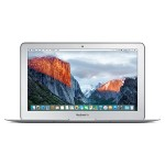 "Apple 11.6"" MacBook Air dual-core Intel Core i7 2.2GHz (5th Geneneration processor), Turbo Boost up to 3.2GHz, 8GB RAM, 128GB PCIe-based Flash Storage, Intel HD Graphics 6000, 9 Hour Battery Life, 802.11ac Wi-Fi, Mac OS X El Capitan Z0RK-22GHZ8GB128"