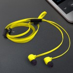 Nokia Coloud Pop WH-510 - Earphones with Mic - Perfect for iPhone - Yellow 02738X1