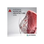 Autodesk AutoCAD Architecture 2016 - Unserialized Media Kit - DVD - Win - Worldwide English 185H1-WE51T1-L001