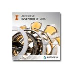 Autodesk Inventor LT 2016 - Unserialized Media Kit - DVD - Win - Worldwide English 529H1-WE51T1-L001