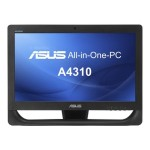 "ASUS All-in-One PC A4310 - Core i3 4150T - 4 GB - 500 GB - LED 20"" (Open Box Product, Limited Availability, No Back Orders) A4310-B1-OB"