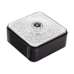 Polk Audio Camden square - Heritage - speaker - for portable use - wireless - brown/white AM7220-A