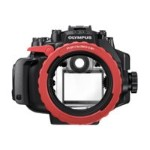 Olympus PT EP11 - Marine case for digital photo camera with lenses - polycarbonate V6300600U000