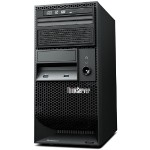 Lenovo TopSeller ThinkServer TS140 70A4 Intel Core i3-4150 Dual-Core 3.50GHz Tower Server - 4GB RAM, no HDD, DVD±RW, Gigabit Ethernet 70A40037UX