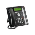 Avaya one-X Deskphone Value Edition 1616-I - VoIP phone - H.323 ( pack of 4 ) 700510908