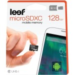 Leef 128GB microSD Card with Adapter LMM10AKW128E1
