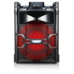 LG Electronics 400W X-Boom Cube Speaker System with Bluetooth Connectivity OM5541