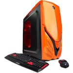 Cyberpower PC CyberPower Gamer Xtreme GXI850 - Tower - 1 x Pentium G4400 / 3.3 GHz - RAM 8 GB - HDD 1 TB - DVD-Writer - Radeon R5 230 - GigE - WLAN : Bluetooth, 802.11ac - Win 10 Home 64-bit - Monitor : none GXI850
